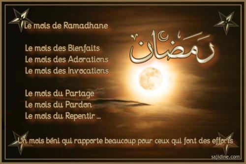 Ramadan ist